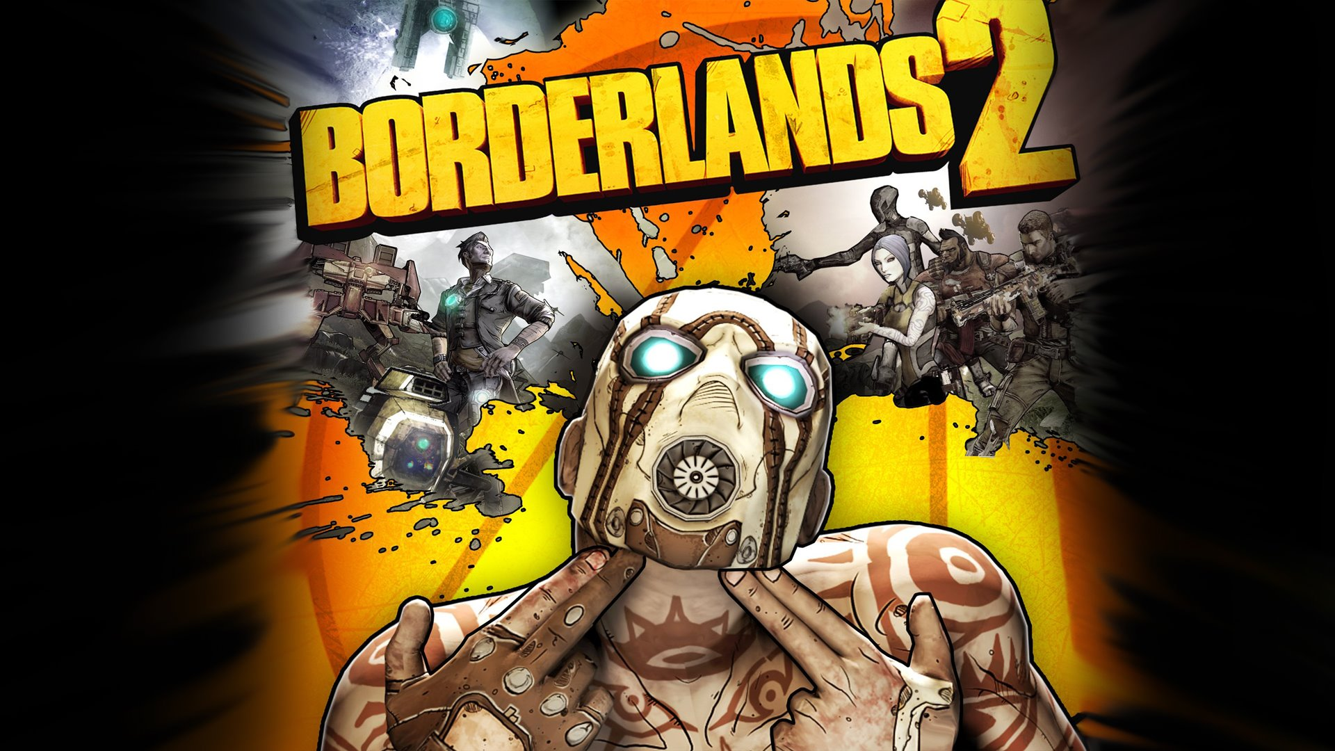 borderlands 2 full hd wallpaper and background | 1920x1080 | id:271948