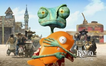 Movie - Rango Wallpapers and Backgrounds ID : 271036
