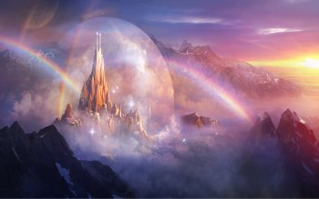 Fantasy - Castle Wallpapers and Backgrounds ID : 271236