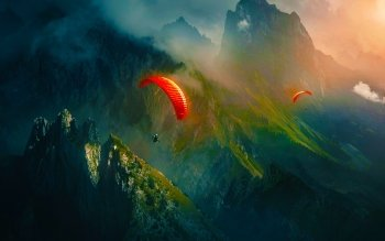 Sports - Skydiving Wallpapers and Backgrounds ID : 271298