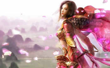 Fantasy - Women Warrior Wallpapers and Backgrounds ID : 271718
