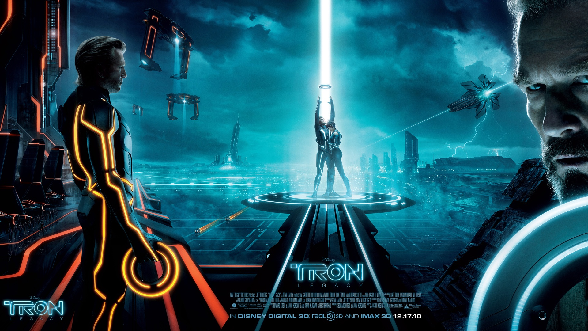 tron: legacy full hd wallpaper and background image | 1920x1080 | id