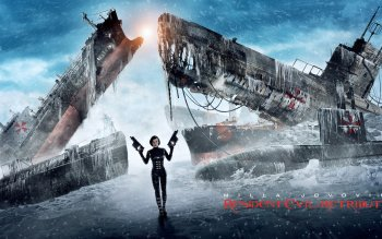 Movie - Resident Evil: Retribution Wallpapers and Backgrounds ID : 273548