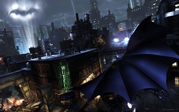 Video Game Batman: Arkham City Batman Video Games HD Wallpaper   Background Image