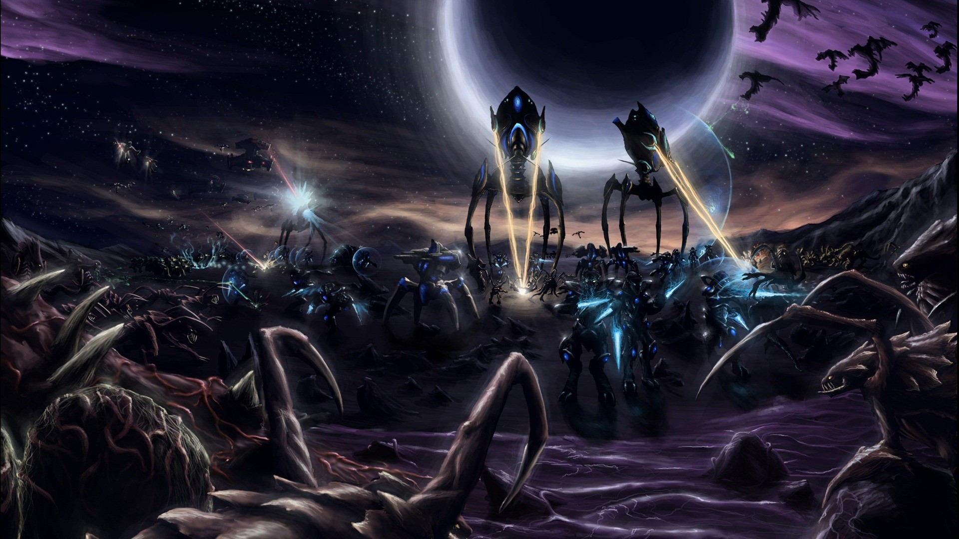 starcraft wallpaper - photo #22