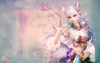 Fantasy - Women Wallpapers and Backgrounds ID : 274618