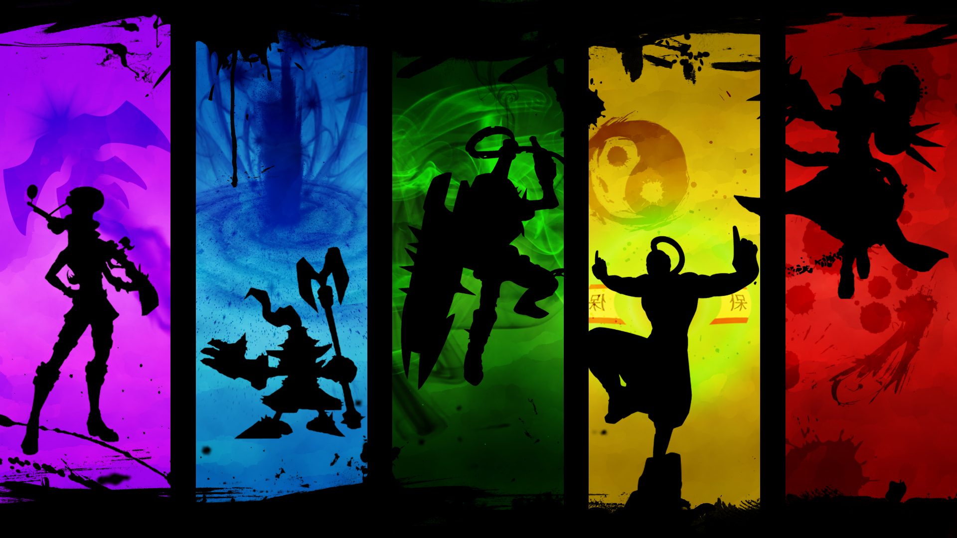 15 singed league of legends hd wallpapers background - League desktop backgrounds ...