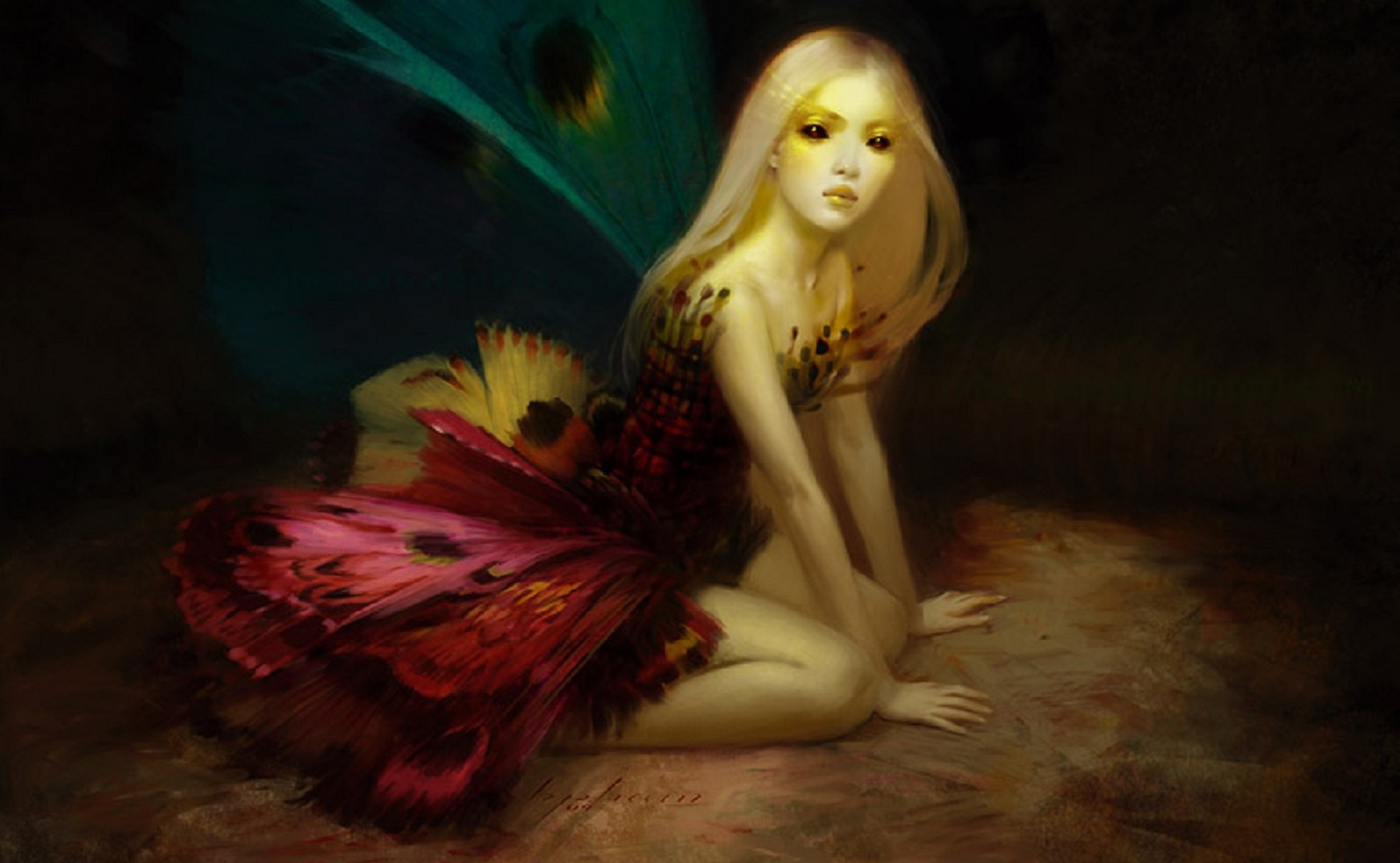 Fairy full hd wallpaper and background image 2387x1471 id275366 fantasy fairy wallpaper voltagebd Image collections