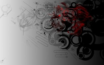 Abstract - Dark Wallpapers and Backgrounds ID : 275034