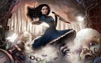 Video Game - Alice Madness Returns Wallpapers and Backgrounds ID : 275164