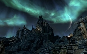 Video Game - Skyrim Wallpapers and Backgrounds ID : 275398