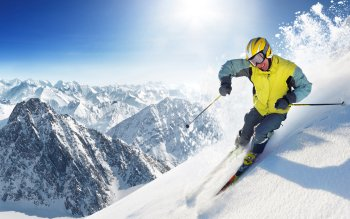 Deporte - Skiing Wallpapers and Backgrounds ID : 275538