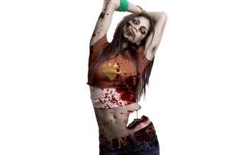 Dark - Zombie Wallpapers and Backgrounds ID : 275858