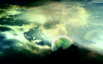 Science Fiction - Planet Wallpapers and Backgrounds ID : 275966