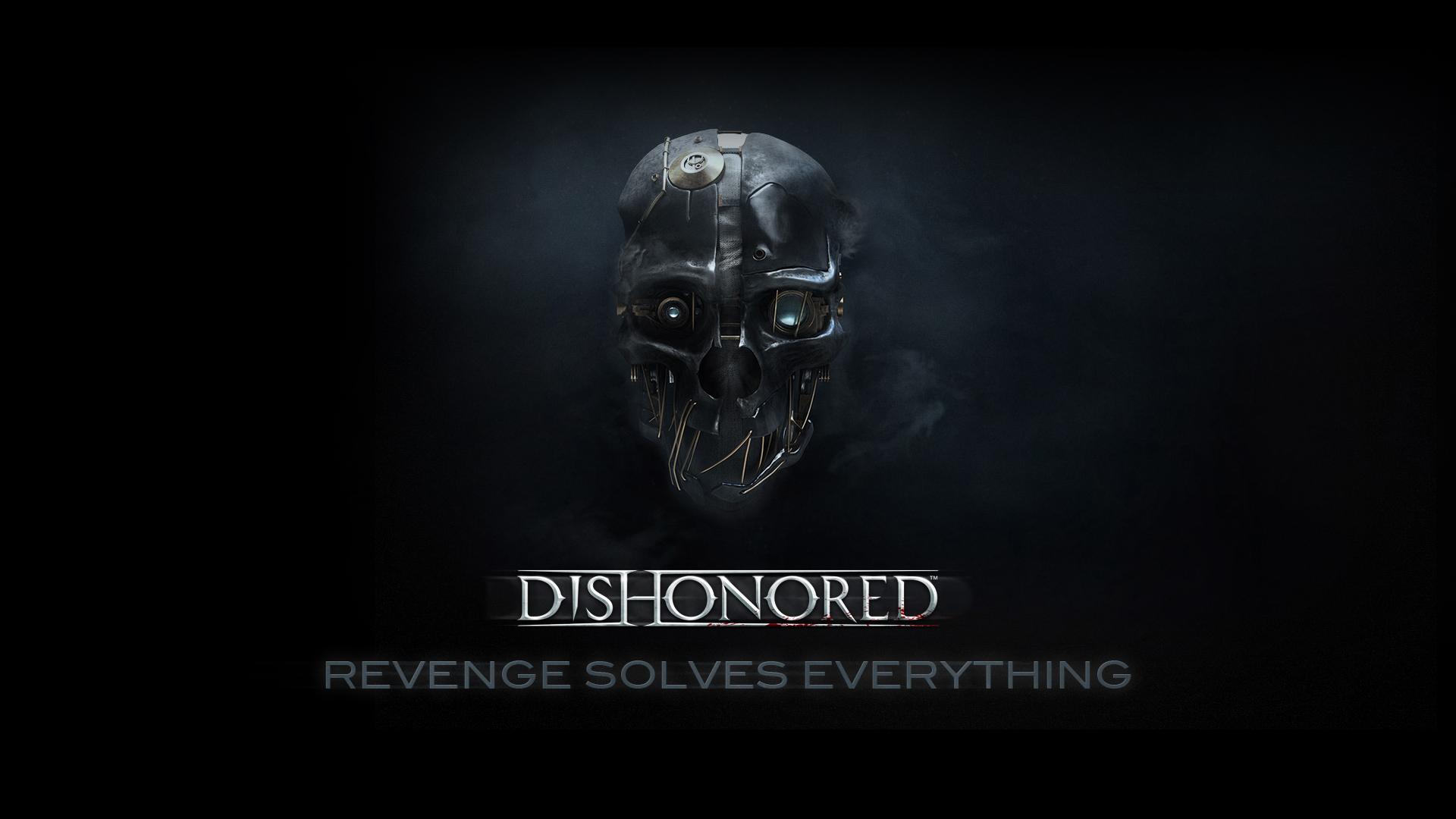 dishonored computer wallpapers desktop backgrounds