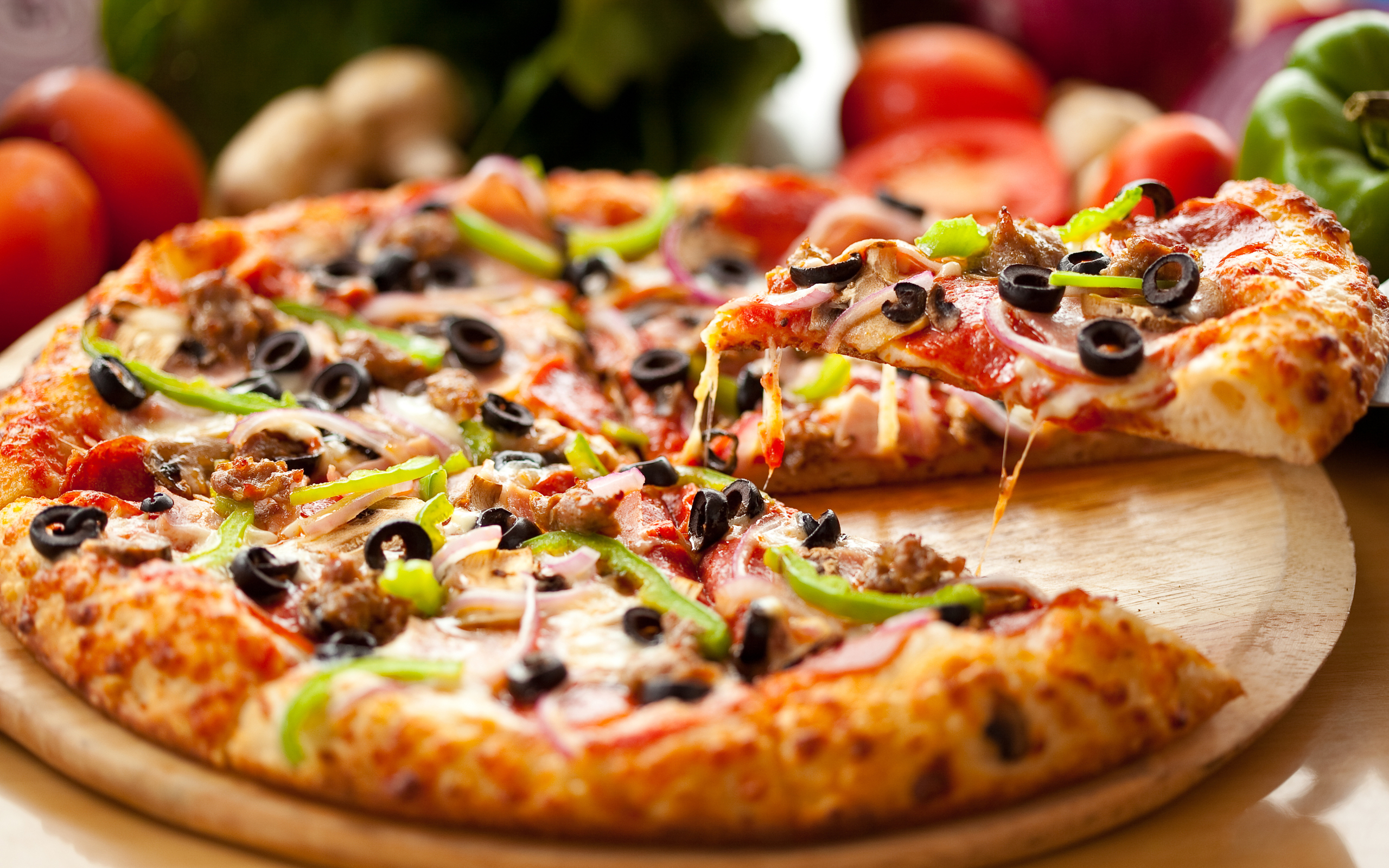 pizza images full hd wallpaper images