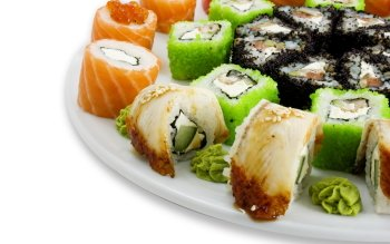 Alimento - Sushi Wallpapers and Backgrounds ID : 276816