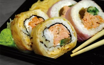 Alimento - Sushi Wallpapers and Backgrounds ID : 276946