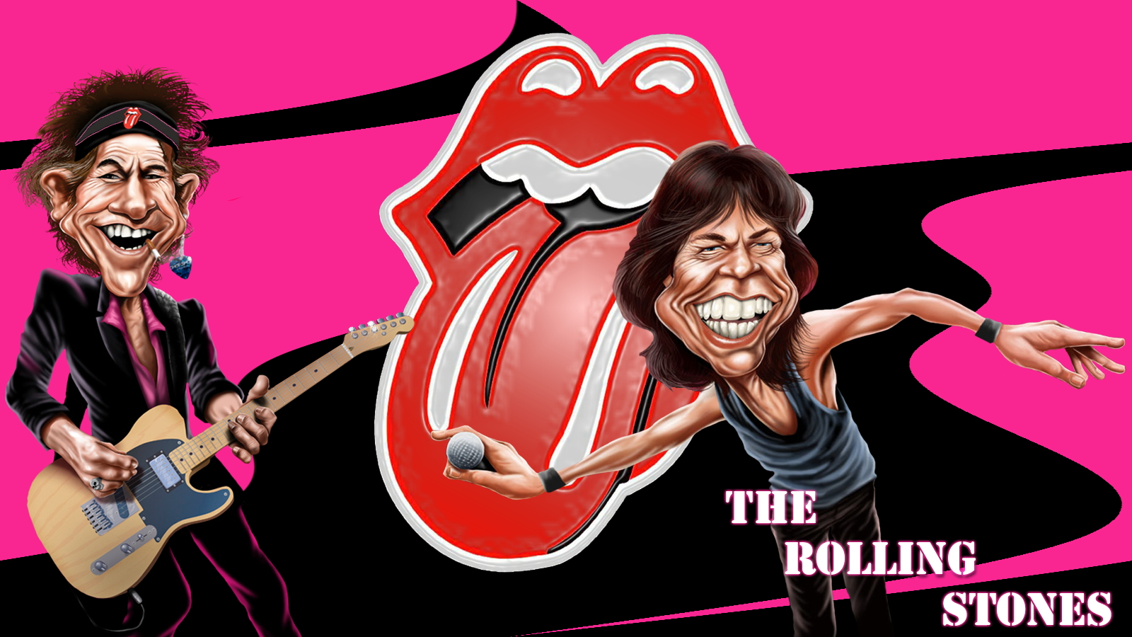 45 The Rolling Stones HD Wallpapers | Backgrounds ...