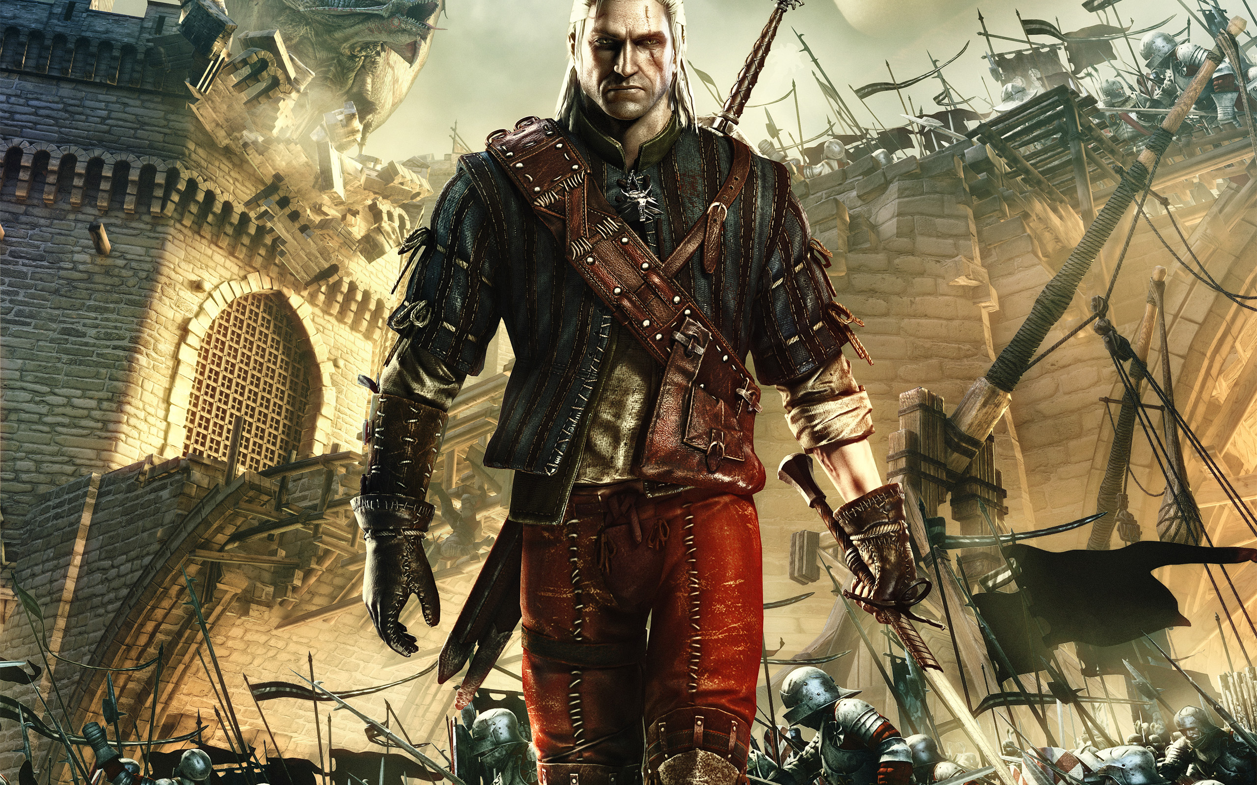 The Witcher 2: Assassins Of Kings Computer Wallpapers, Desktop