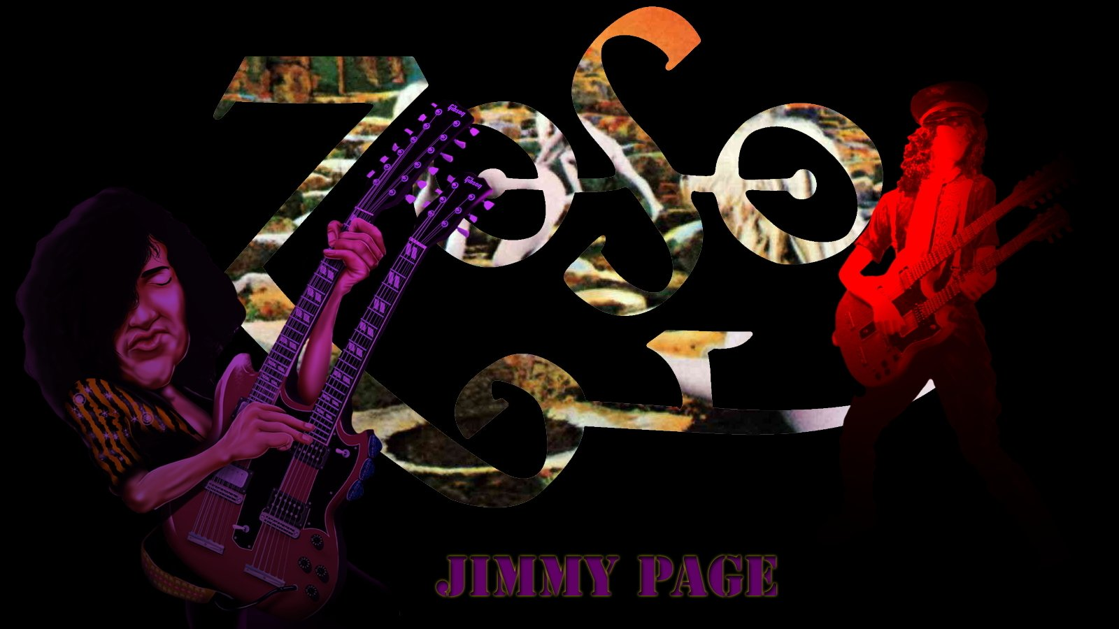 Jimmy Page Wallpaper And Background Image