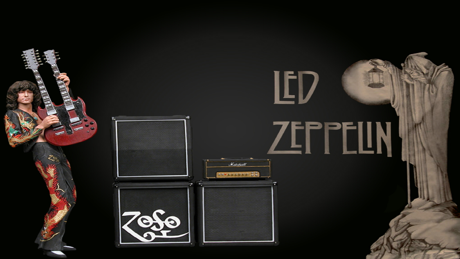 Led Zeppelin Wallpaper And Background Image