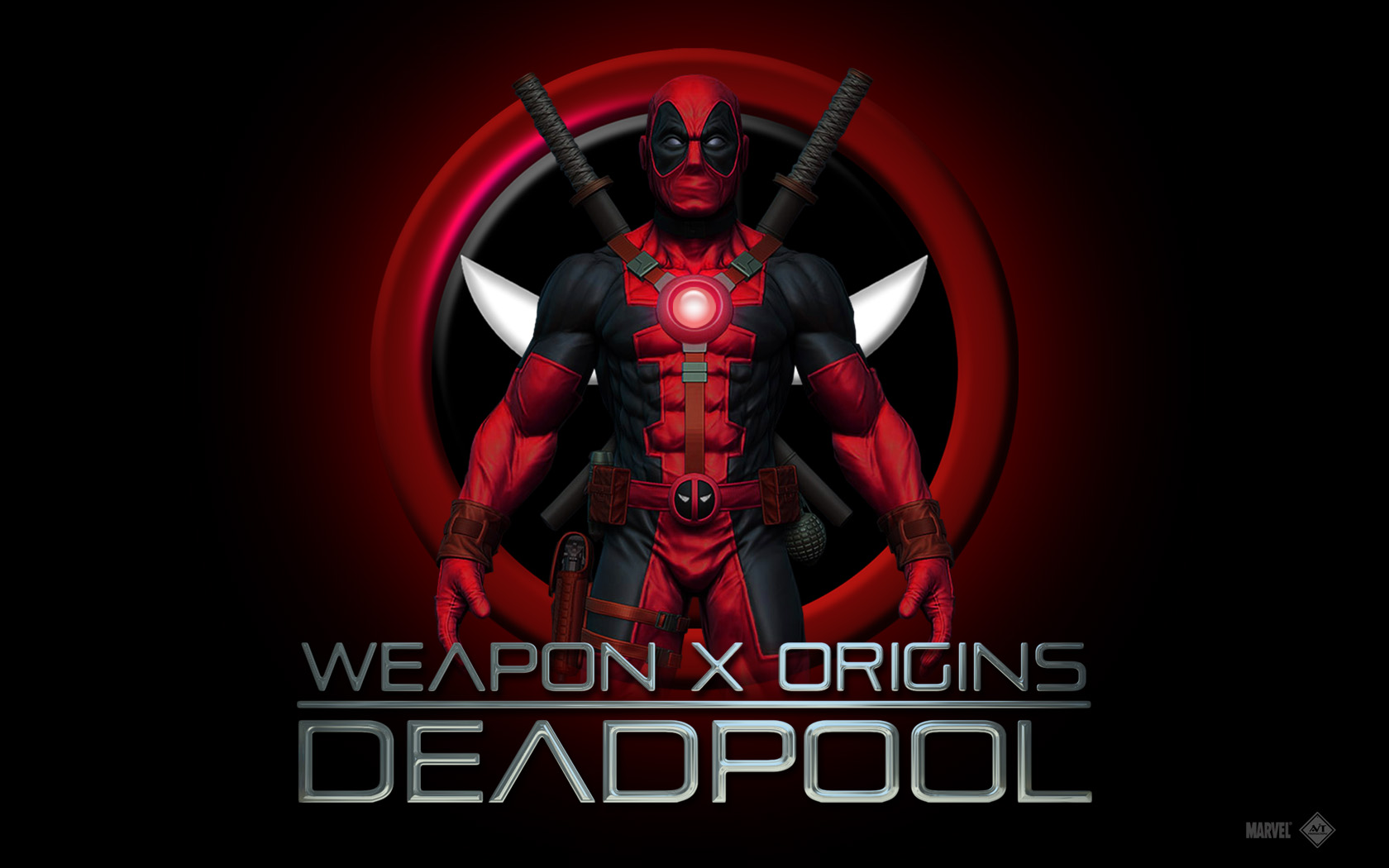 Deadpool Wallpaper And Background Image 1680x1050 Id 278214