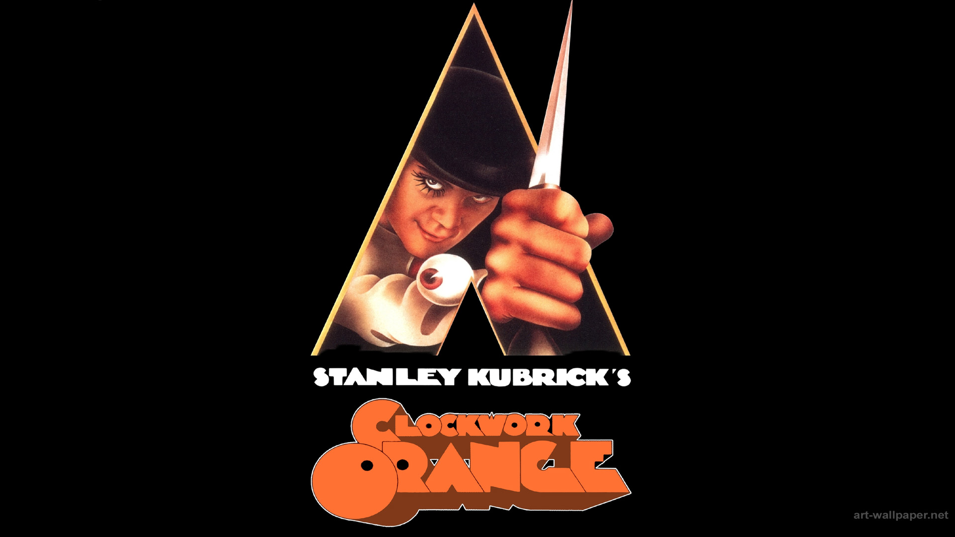 A Clockwork Orange HD Wallpaper | Background Image ... A Clockwork Orange Wallpaper 1920x1080