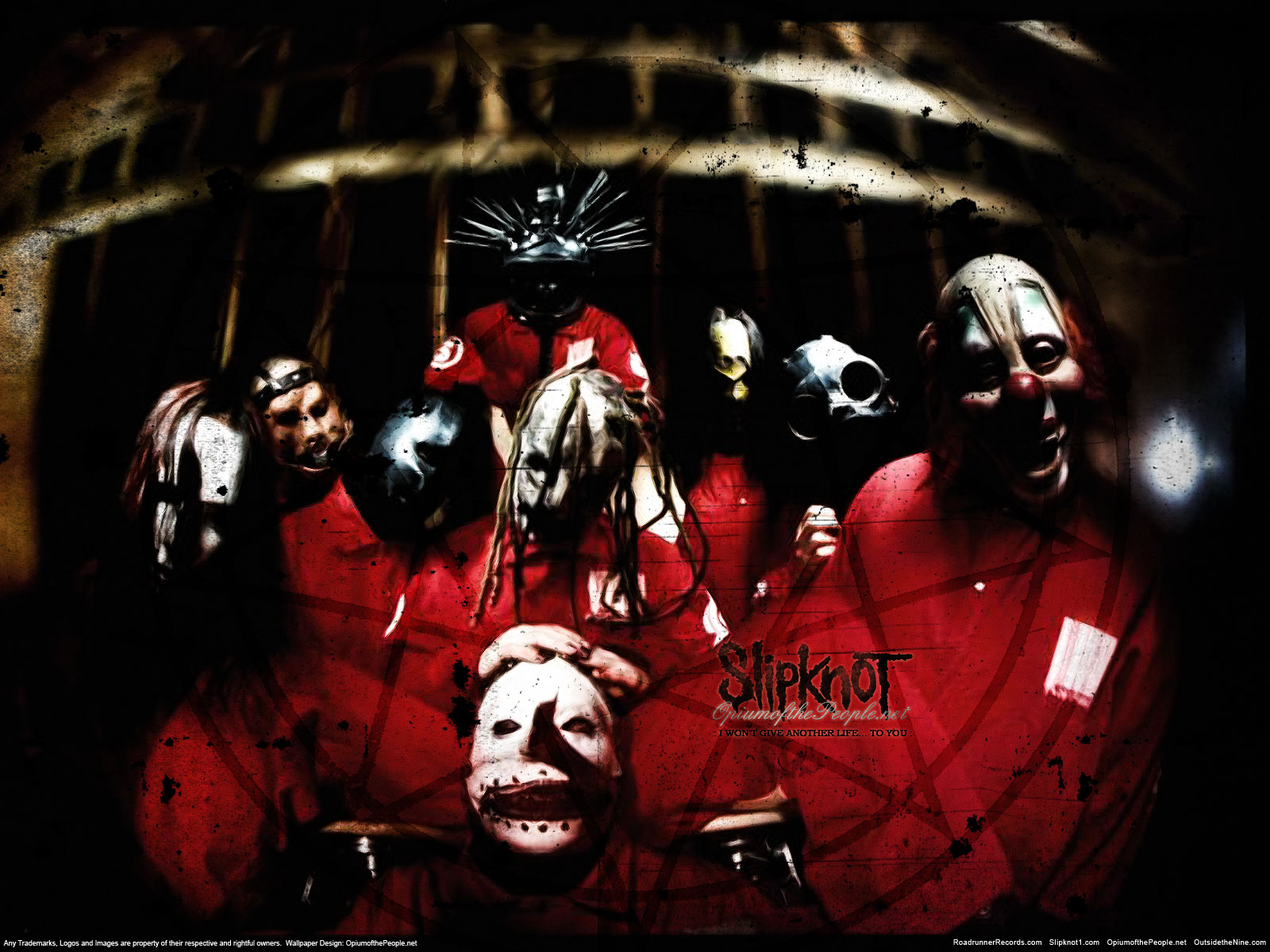 Slipknot Wallpaper and Background 1600x1200 ID278698