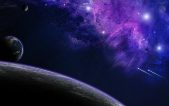 Science-Fiction - Planetscape Wallpapers and Backgrounds ID : 278046