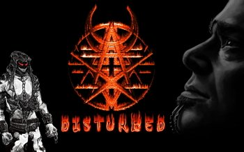 Music - Disturbed Wallpapers and Backgrounds ID : 278166