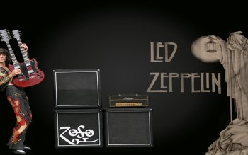 Musik - Led Zeppelin Wallpapers and Backgrounds ID : 278184