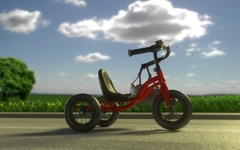 Vehicles - Tricycle Wallpapers and Backgrounds ID : 278394
