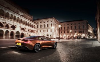 Vehicles - Aston Martin Vanquish Wallpapers and Backgrounds ID : 278396