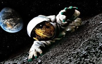 Sci Fi - Astronaut Wallpapers and Backgrounds ID : 278676