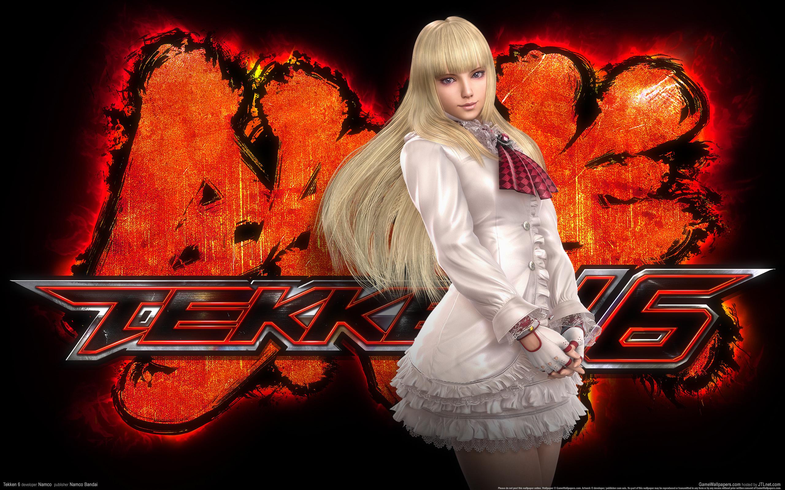 Tekken 6 Hd Wallpaper Background Image 2560x1600 Id 279148