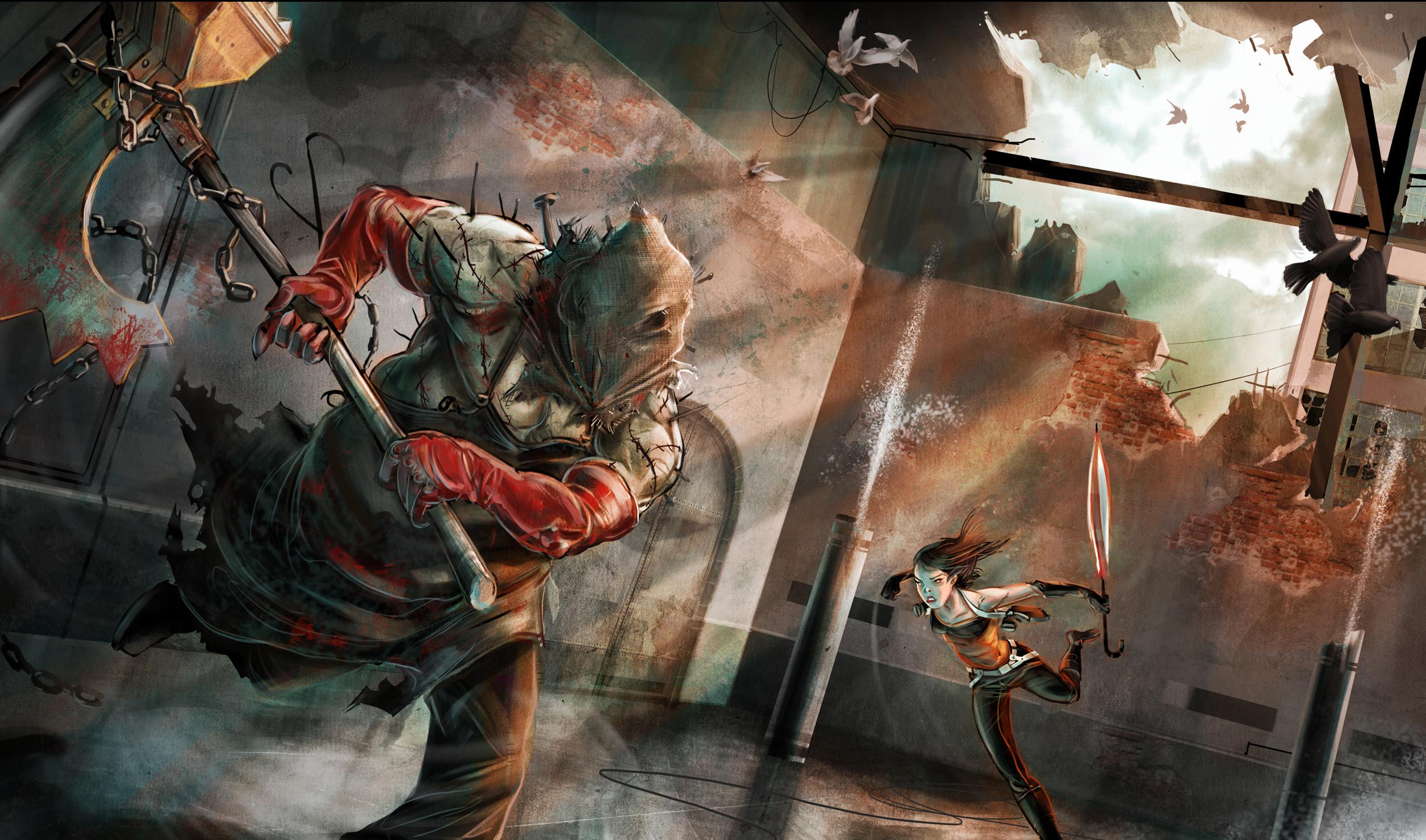 Hd wallpaper resident evil - Video Game Resident Evil Wallpaper