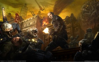 Video Game - Resistance: Fall Of Man Wallpapers and Backgrounds ID : 279108