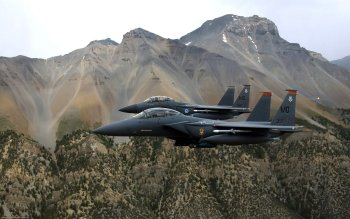 Military - Mcdonnell Douglas F-15e Strike Eagle Wallpapers and Backgrounds ID : 279794