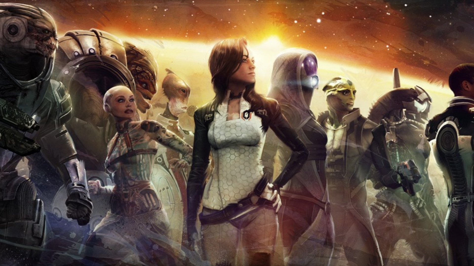52 Jack Mass Effect Hd Wallpapers Background Images Wallpaper Abyss