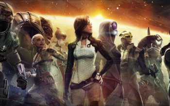 Video Game - Mass Effect 2 Wallpapers and Backgrounds ID : 280738