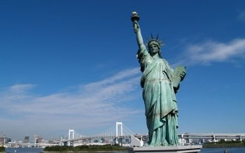 Man Made - Statue Of Liberty Wallpapers and Backgrounds ID : 280994