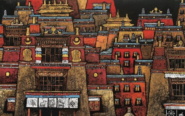 Artistic - tibetan Wallpapers and Backgrounds