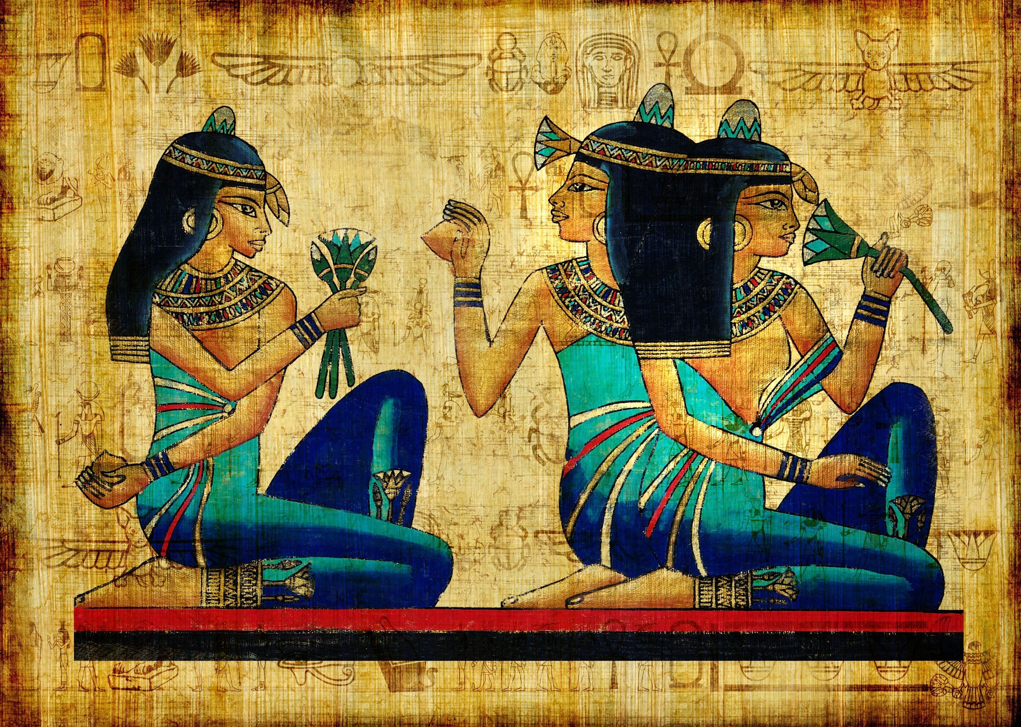 27 Egyptian HD Wallpapers | Background Images - Wallpaper Abyss