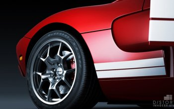 Vehicles - Ford GT Wallpapers and Backgrounds ID : 281398