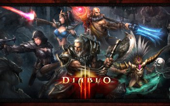 Video Game - Diablo III Wallpapers and Backgrounds ID : 281444