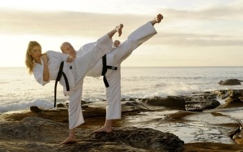Sports - Martial Arts Wallpapers and Backgrounds ID : 281524