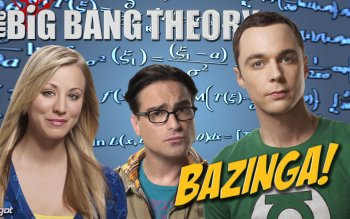 Televisieprogramma - The Big Bang Theory Wallpapers and Backgrounds