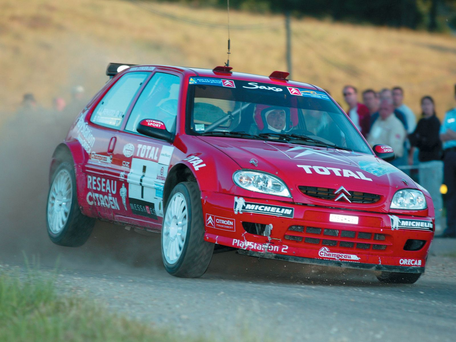 Citro 235 N Saxo Super 1600 Wallpaper And Background Image