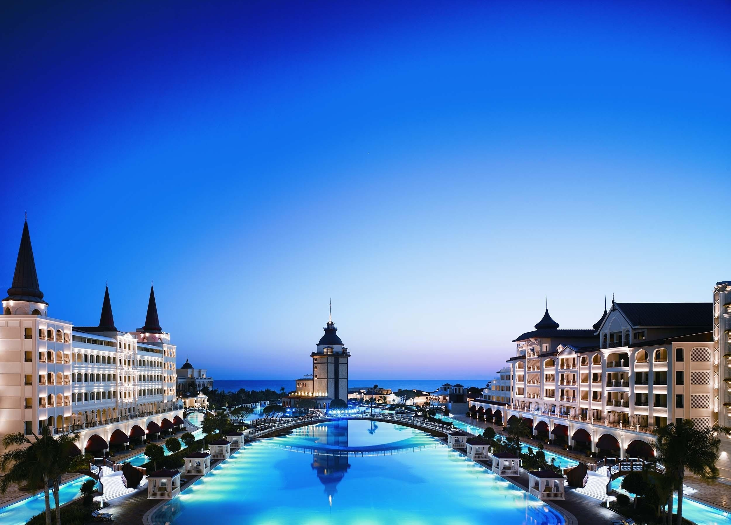 The Mardan Palace Is A Luxury Hotel In Lara Antalya Turkey Hd